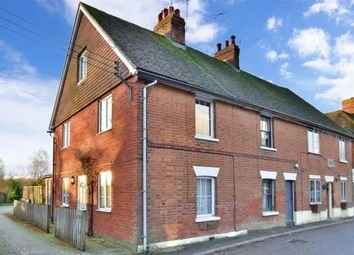 Thumbnail 2 bed end terrace house for sale in The Street, Ulcombe, Maidstone, Kent