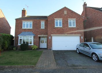 Thumbnail 5 bed detached house for sale in Eyres Close, Skegby, Sutton-In-Ashfield, Nottinghamshire