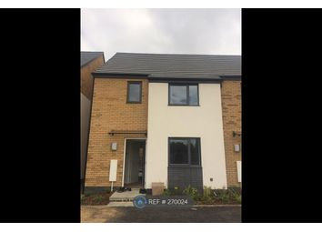 Thumbnail 3 bed terraced house to rent in Charles Bennion Walk, Leicester