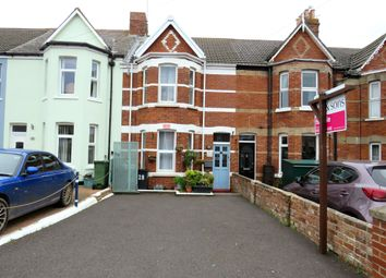 Thumbnail 4 bed terraced house for sale in Alma Road, Weymouth