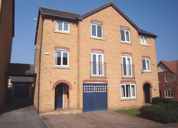 Thumbnail 4 bed town house for sale in 5 Island Close, Broom, Rotherham, South Yorkshire