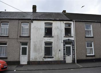Thumbnail 3 bed terraced house for sale in Lime Street, Swansea