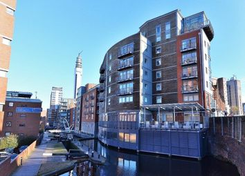 Thumbnail 1 bed flat to rent in Fleet Street, Birmingham City Centre