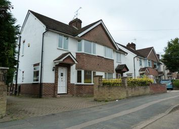 Thumbnail 3 bed semi-detached house to rent in Victoria Avenue, Camberley