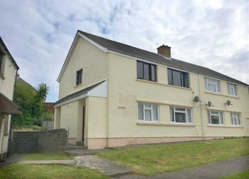 Thumbnail 2 bed flat for sale in College Park, Neyland, Milford Haven