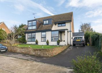 Thumbnail 4 bed detached house for sale in Whitehall Close, Nazeing, Essex
