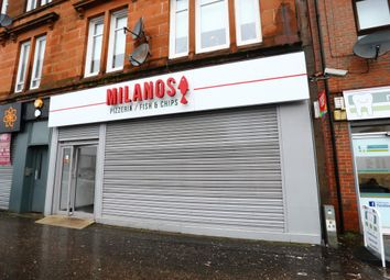 Thumbnail Retail premises to let in Milanos 158-160 Paisley Road, Renfrew