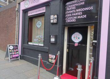 Thumbnail Retail premises for sale in Oswald Street, Glasgow