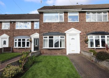 Thumbnail 3 bed terraced house for sale in Alpine Drive, Leigh