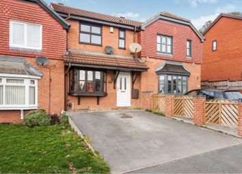 Thumbnail 3 bed terraced house for sale in Cornfield, Dewsbury
