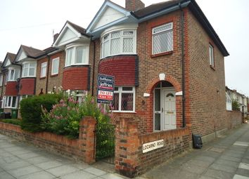 Thumbnail 3 bedroom end terrace house to rent in Aylen Road, Portsmouth