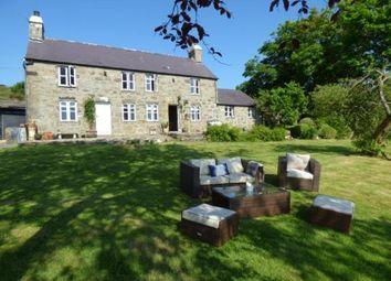 Thumbnail Detached house for sale in Rhiw, Pwllheli, Gwynedd