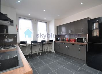 Thumbnail 7 bed end terrace house to rent in Skipworth Street, Leicester