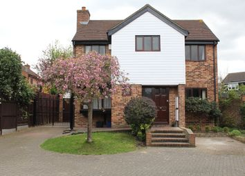 Thumbnail 4 bedroom detached house for sale in Morgan Way, Woodford Green