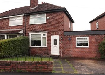 Thumbnail 2 bed semi-detached house for sale in Windermere Road, Heaviley, Stockport, Cheshire