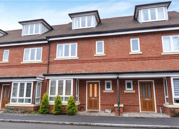 Thumbnail 3 bed terraced house for sale in Willowbourne, Fleet, Hampshire