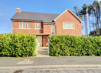 Thumbnail 4 bed detached house for sale in Eden, St. Mary Park, Morpeth