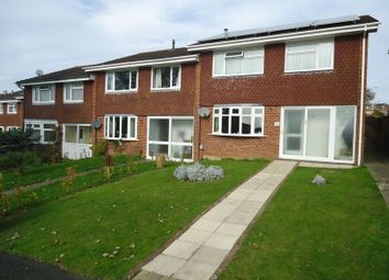 Thumbnail 4 bed end terrace house for sale in Camelot Crescent, Fareham
