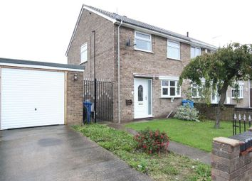 Thumbnail 3 bed semi-detached house to rent in Broad Oak, Bilton, Hull