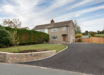 Thumbnail 3 bed semi-detached house for sale in Highfields, Barrington, Ilminster
