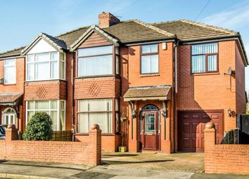 Thumbnail 5 bed semi-detached house for sale in Lynwood Grove, Audenshaw, Manchester, Greater Manchester