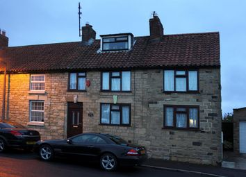 Thumbnail 4 bed semi-detached house for sale in Main Street, Ebberston, Scarborough