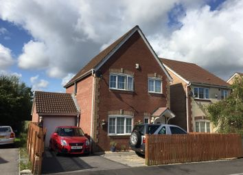 Thumbnail 3 bed detached house for sale in Cwrt Lafant, Llansamlet