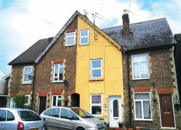 Thumbnail 3 bed terraced house for sale in Victoria Road, Addlestone