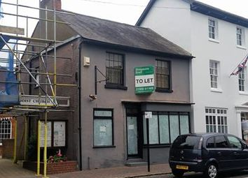 Thumbnail Retail premises to let in 78, High Street, Newport Pagnell
