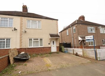 Thumbnail 3 bedroom semi-detached house to rent in Windsor Street, Wolverton, Milton Keynes