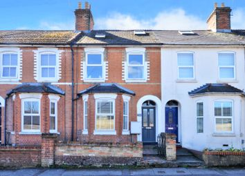 Thumbnail 4 bed terraced house for sale in Alexandra Road, Aldershot, Hampshire