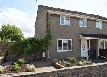 Thumbnail 3 bed semi-detached house for sale in Brookland Road, Huish Episcopi, Langport
