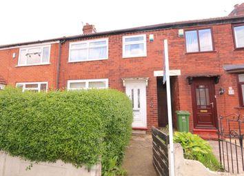 Thumbnail 3 bed terraced house for sale in John Street, Droylsden, Manchester