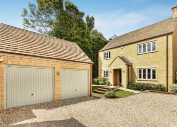 Thumbnail 4 bed detached house for sale in Larissa Gate, Thessaly Road, Stratton, Cirencester
