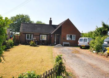 Thumbnail 3 bed detached bungalow for sale in Rodington Heath, Rodington, Shrewsbury, Shropshire