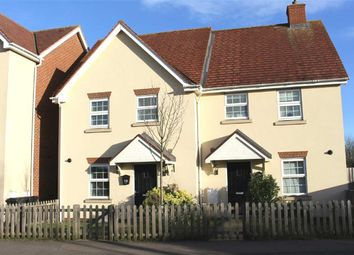 Thumbnail 3 bed semi-detached house for sale in London Road, Welwyn, Welwyn, Hertfordshire