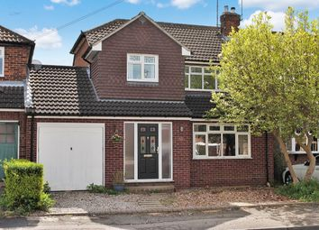 Thumbnail 3 bed semi-detached house for sale in Heath Row, Bishop's Stortford