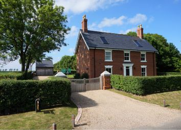 Thumbnail 6 bed country house for sale in Grainsby Lane, Grimsby