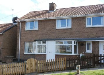 Thumbnail 3 bedroom semi-detached house to rent in Windsor Gardens, Alnwick