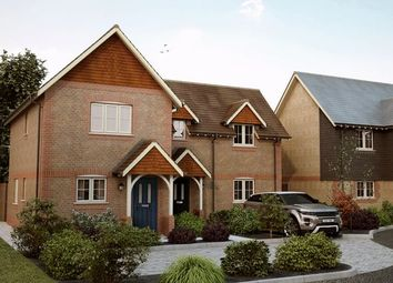 Thumbnail 2 bed semi-detached house for sale in Clewers Lane, Waltham Chase, Southampton