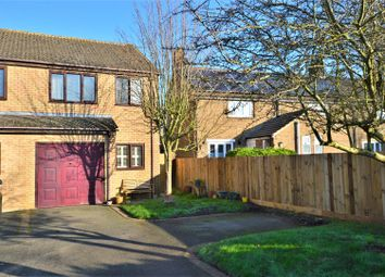 Thumbnail 2 bedroom semi-detached house for sale in Church Road, Wittering, Peterborough