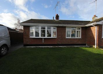 Thumbnail 2 bed semi-detached bungalow to rent in Merlin Way, Wickford, Essex