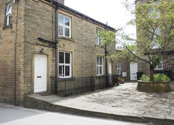 Thumbnail 1 bed cottage to rent in Old Cawsey, Sowerby Bridge