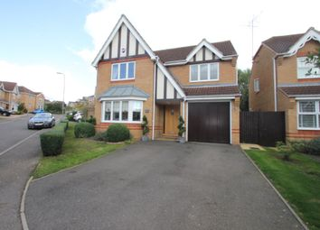 Thumbnail 4 bed detached house for sale in Victoria Avenue, Rayleigh