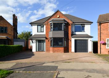 Thumbnail 4 bed detached house for sale in Hazelton Road, Marlbrook, Bromsgrove
