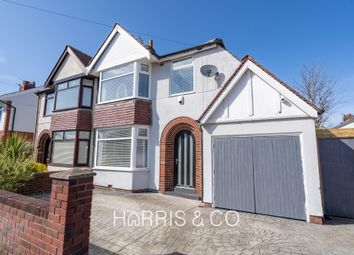 Thumbnail 3 bed terraced house for sale in West Gate, Fleetwood