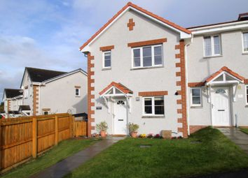 Thumbnail 3 bed terraced house for sale in Woodlands Drive, Westhill, Inverness