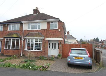 Thumbnail 3 bed semi-detached house for sale in Welwyn Road, Hinckley