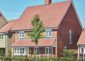 Thumbnail 4 bed detached house for sale in The Richmond At St Michael's Hurst, Barker Close, Bishop'S Stortford, Hertfordshire