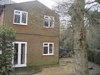 Thumbnail 1 bed semi-detached house to rent in Heathview House, 29 Broomhall Road
